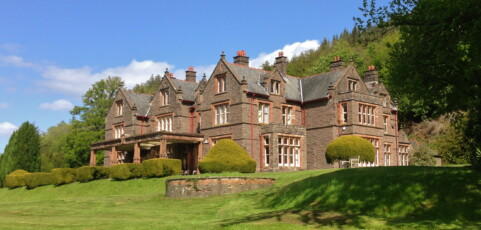 Buckland hall Retreat